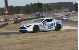 All Four Multimatic Astons in Top Ten After Intense Action in Alabama