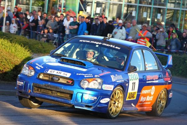 Internationales Rallye-Fest im Sulinger Land
