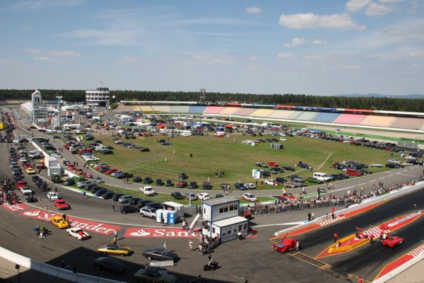 "Public Race Days 2012 - ""Race your Ride"" auf dem Hockenheimring"
