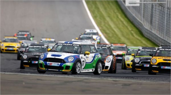 Lausitzring Starting list 2012