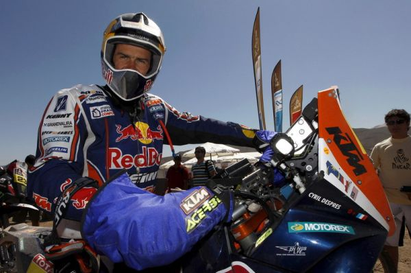 Cyril Despres takes his fifth Dakar win