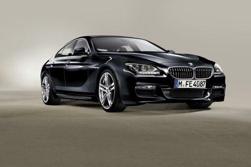 The All-New 2013 BMW 6 Series Gran Coupe - automobilsport.com