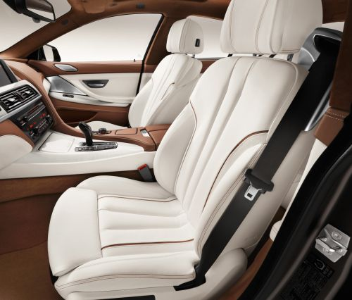 Bmw Xdrive Meaning: BMW 6 Series Gran Coupe- Interior