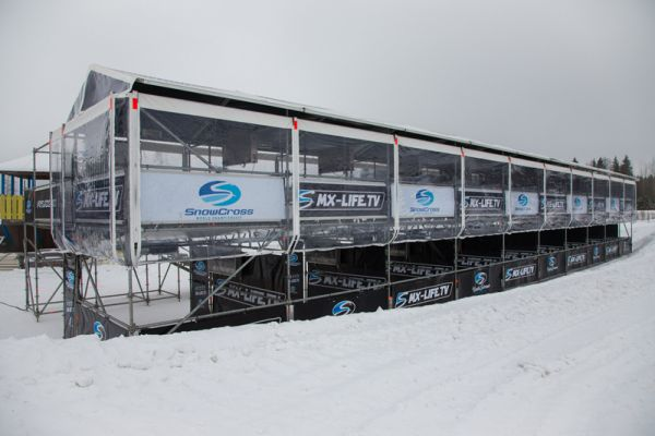 Tuuri is ready to host the 2013 FIM Snowcross World Championship