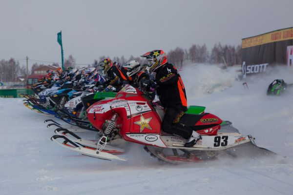 FIM Snowcross World Championship LIVE on FOX International Channels ASIA