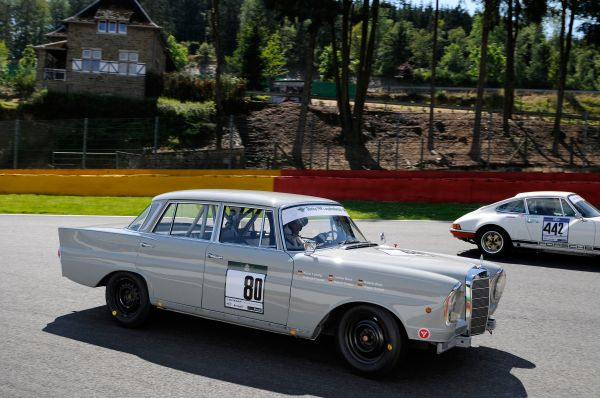 "Mercedes-Benz Classic enters the fray in the ""Youngtimer Trophy"" racing series"