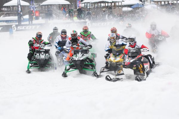 Changes in the FIM Snowcross World Championship Calendar