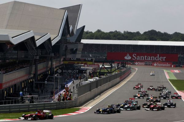 Silverstone Circuit supports 2013 UK F1 in Schools