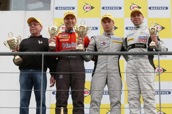 Klien and Krauchuk win the hunt in Spa Francorchamps