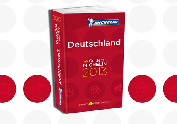Guide MICHELIN Deutschland 2013 kommt am 9. November in den Handel