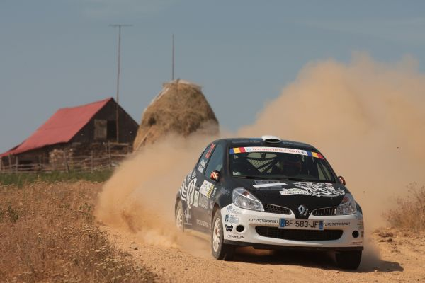 Cyprus Rally Event essentials, stats and points 2012