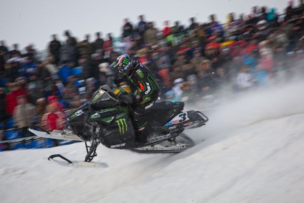 Bright future for the FIM Snowcross World Championship