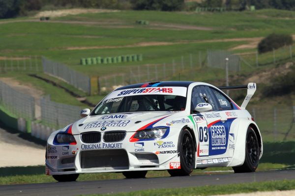 Thomas Biagi fifth quickest time in one way qualifying in Vallelunga