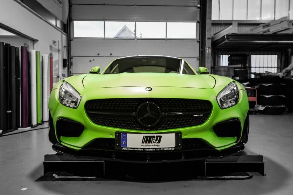 M&D Exclusive Cardesign - Mercedes-AMG GT S