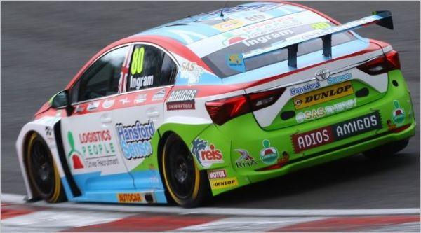 BTCC Race Term Marken Hatch