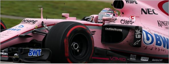 Sahara Force India F1 Chinese Grand-Prix race review
