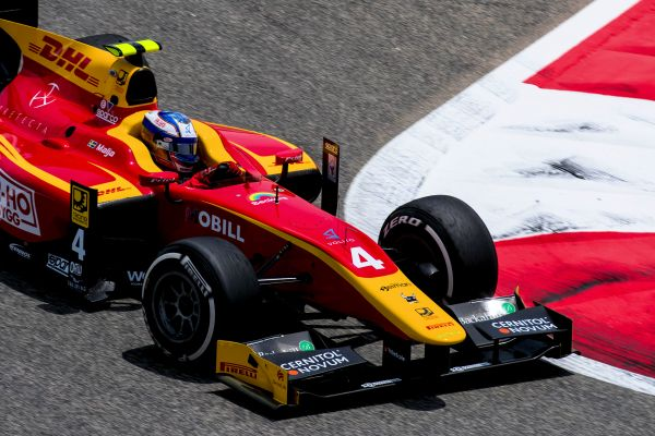 Racing Engineering and its drivers are looking forward to racing at Barcelona