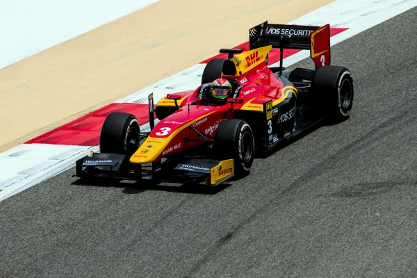 A disappointing Qualifying for Racing Engineering and their drivers today at Bahrain.