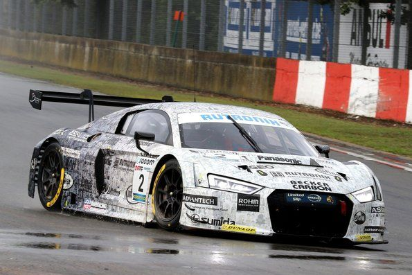 Audi with three victories at Zolder