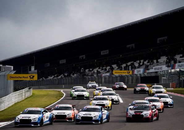 Finale for the Audi Sport TT Cup
