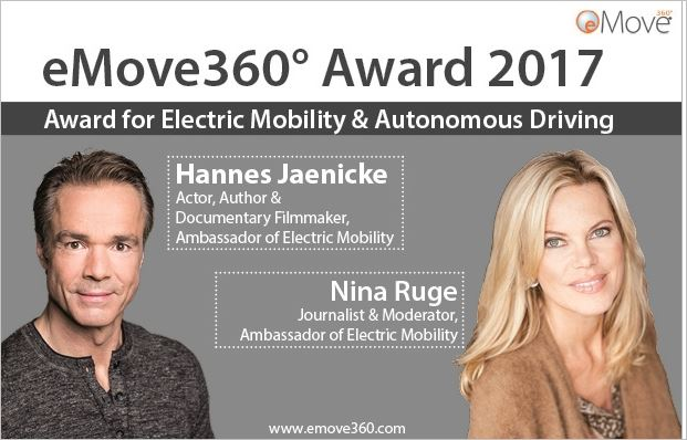 eMove360° Award: Outstanding Nominees Prove New Award and Trade Fair Concept