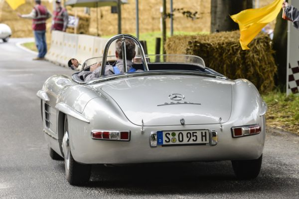 Zoute grand prix open top automotive culture at the for Mercedes benz brand ambassador