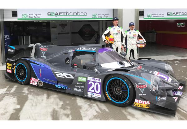 Craft-Bamboo Racing Sets Sights on Inaugural FRD LMP3 Series Victory in China