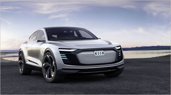Second electric car for Audi's production network