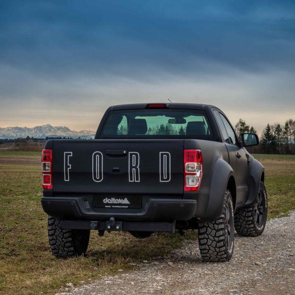 Ford Ranger All Terrain Tires
