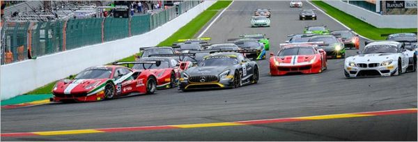 First Blancpain GT Sports Club title 2017 on the line in Budapest
