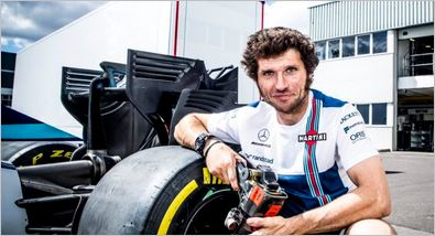Guy Martin to Join Williams Martini Racing Pit Crew for the Belgian GP
