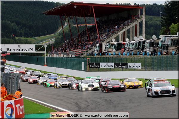 Spa Six Hours  Entry List