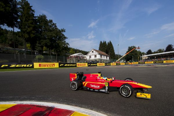 Racing Engineering are looking for more podium finishes at Monza.