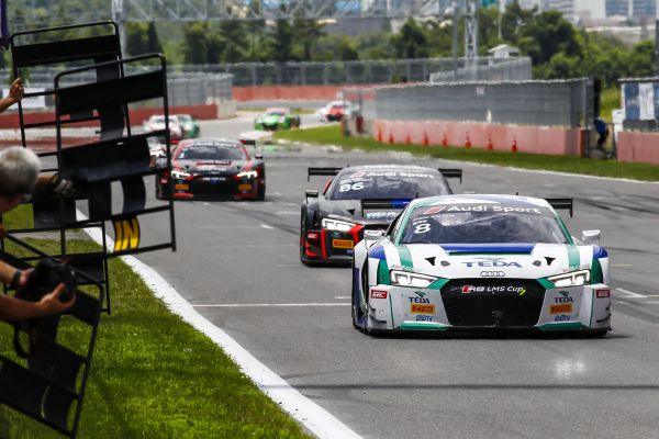 Audi R8 LMS Cup Korea Circuit results and standings