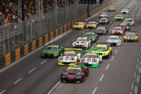 Suncity Group 64th Macau Grand-Prix provisional programme