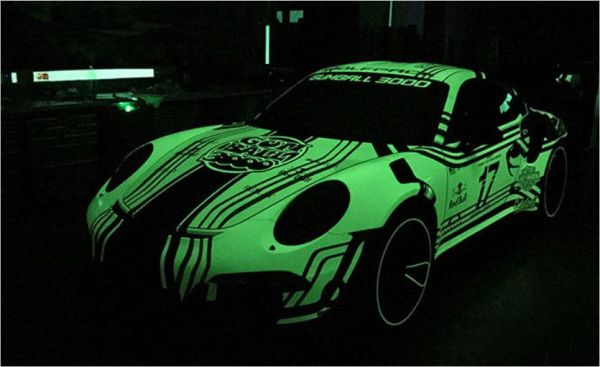 High-end car wrapping by Blackbox-Richter