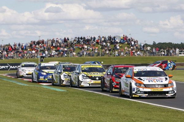 BTCC Snetterton by PSP Images