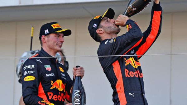 Red Bull Racing F1 Japanese Grand-Prix race review
