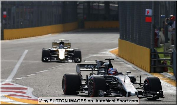 Haas F1 Team Singapore Grand Prix practices review