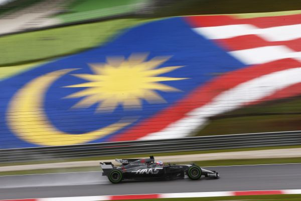 Haas F1 Malaysian Grand-Prix qualifying review