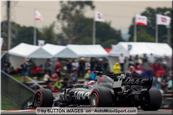 Haas F1 Japanese Grand-Prix Friday practices review