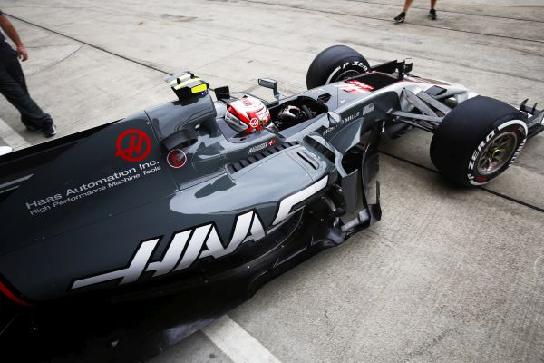 Haas F1 Team Japanese Grand-Prix race review