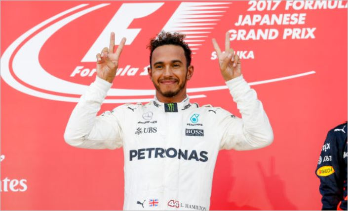 Mercedes AMG Petronas F1 Japanese Grand-Prix race review