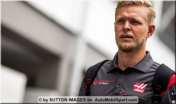 Kevin Magnussen quotes ahead of Malaysian Grand-Prix