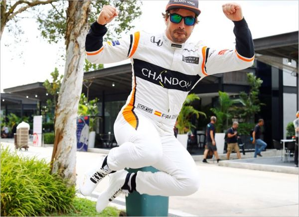 Fernando Alonso quotes ahead of Japanese Grand-Prix