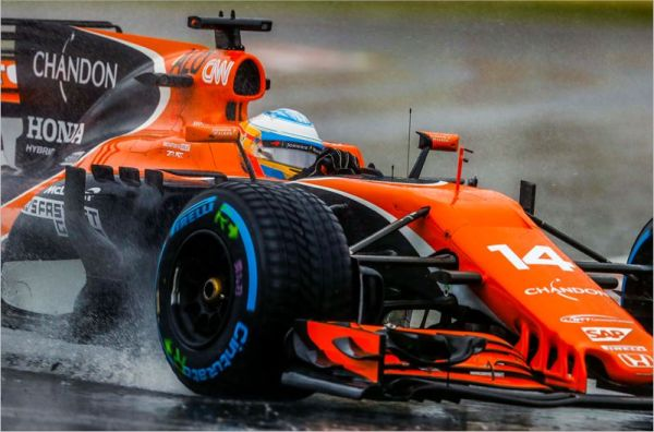 McLaren Honda F1 Japanese Grand-Prix practices review