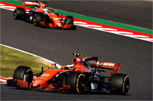 McLaren Honda F1 Team Japanese Grand-Prix race review