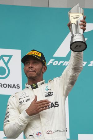 Mercedes AMG Petronas F1 Malaysian Grand-Prix race review