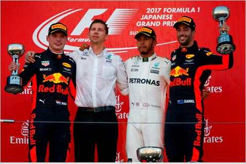 Pirelli F1 Japanese Grand-Prix race review