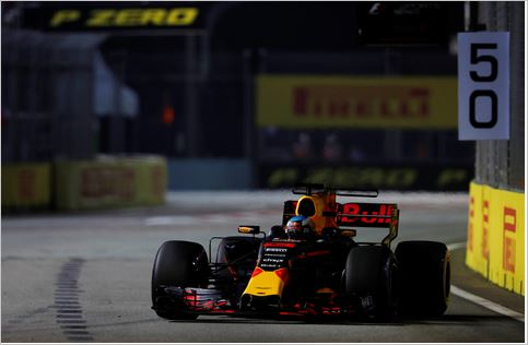 Pirelli F1 Singapore Grand-Prix practice sessions review